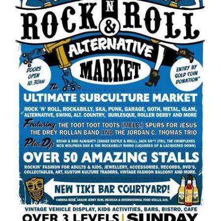 Sydney RocknRoll market 475