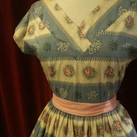 Floral dress 475
