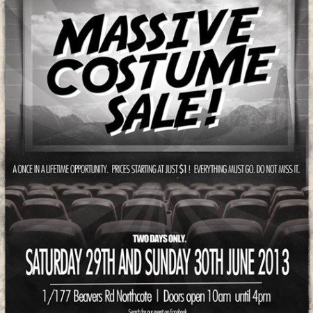 Malcolms costume sale 475