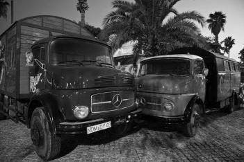 Camiones Circo Raluy
