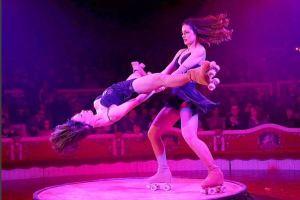 Numero de patinaje de Niedziela y Emily Raluy