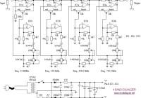 4 Band Equalizer Circuit Electronic