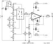 Video Amplifier based LH0032