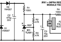 Remote Control Tester Circuit Electronic