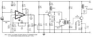 Shortwave (SW) Transmitter Circuit Design with IC BEL1895