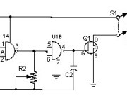 PWM DC Motor Controller with MOSFET