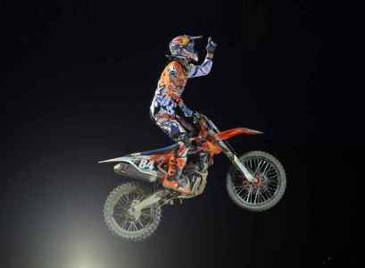 Red Bull KTM Factory Racing's Jeffrey Herlings