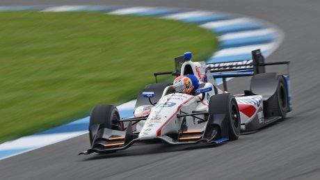 last weekend's IndyCar Grand Prix