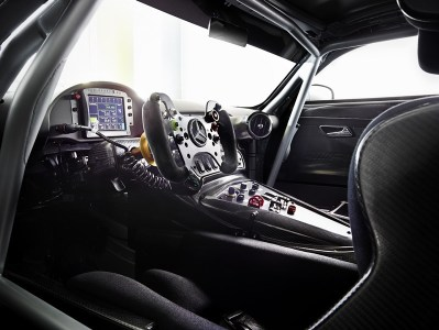 Inside the Mercedes-AMG GT3 G