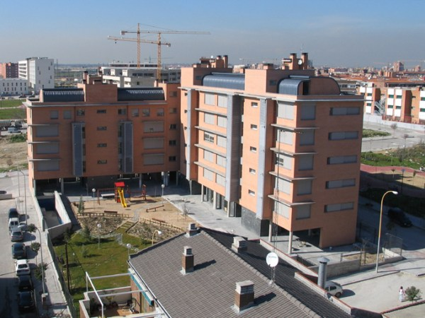 28 apartments in Carabanchel, Madrid