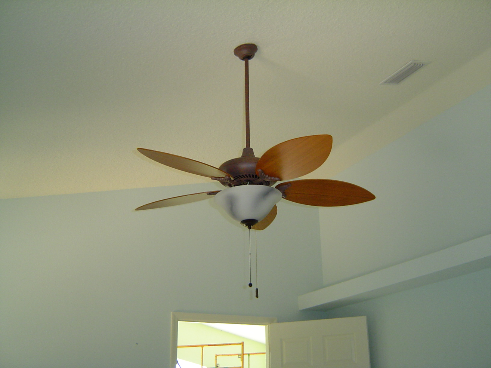 fan the watch in doing installation ceiling youtube wrong