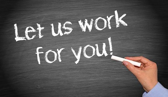 hire us