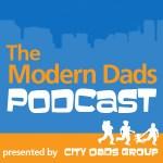 Modern Dads Podcast logo square