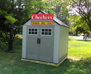 New Checkers under construction?