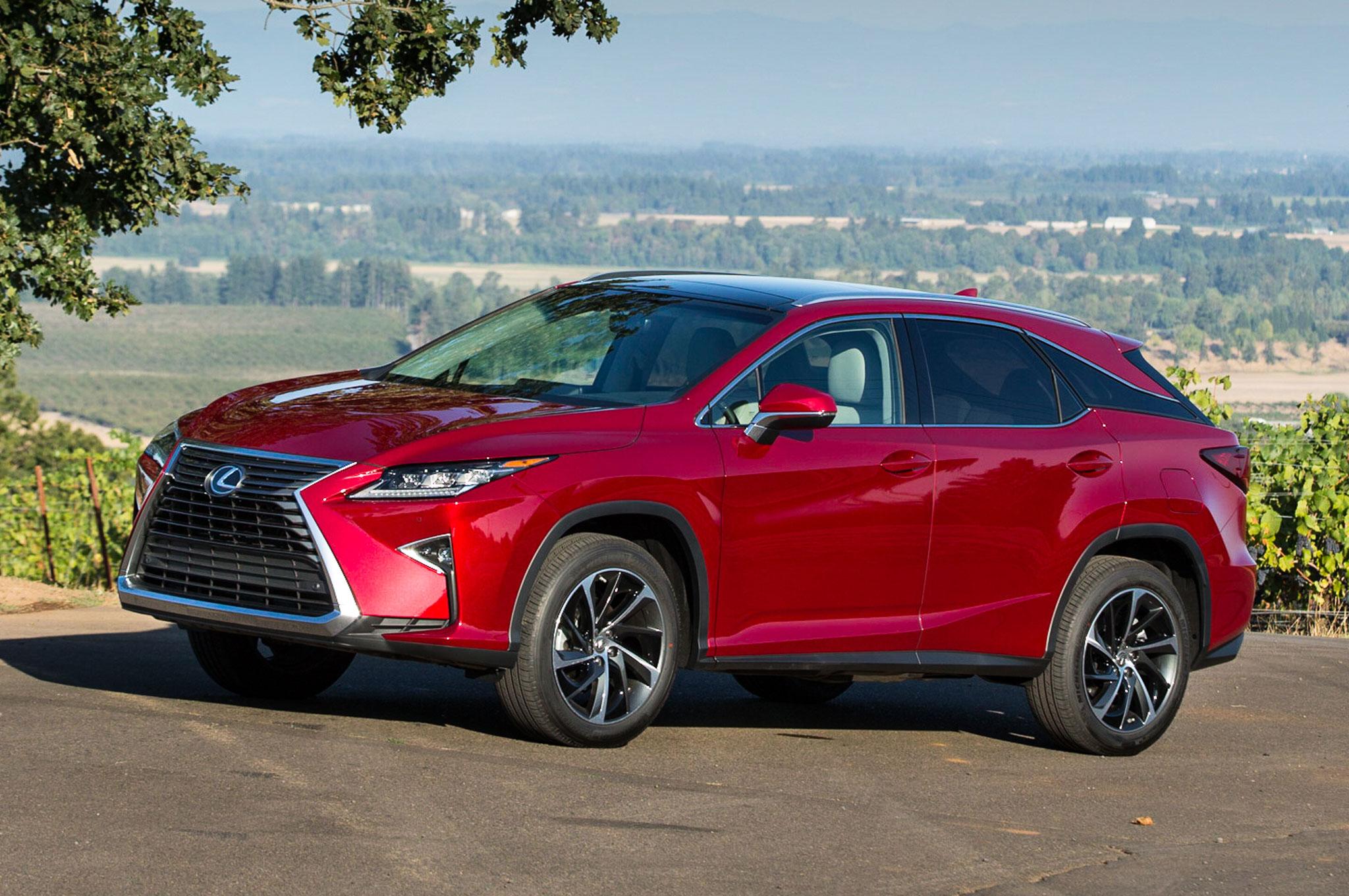 2016 LEXUS RX 350 AWD $485 Per Month