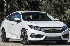 2016 Honda Civic LX $185 Per Month