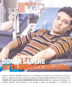 Son más las cosas que NO transmiten VIH/SIDA que las que SÍ