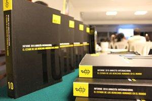 05. Perú: Amnistía Internacional presentó Informe Anual 2010