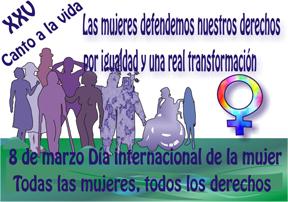 09. Perú: XXV Canto a la Vida marchó por las calles de Lima en el Día Internacional de la Mujer