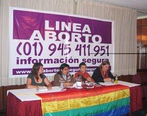 10. Perú: Se presenta línea de información segura sobre aborto