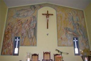 """11. República Dominicana: Sacerdote quiere destruir pintura por mirada """"homosexual"""" de ángeles"""