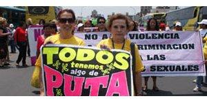 Derechos Humanos, trabajo sexual y VIH/sida