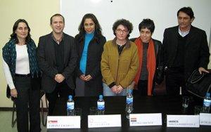 """04. Perú: Conferencia de Beatriz Gimeno """"Derechos Humanos y Diversidad Sexual"""" en la UPCH"""