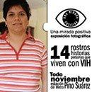 15. México: El metro del DF da una mirada positiva a las personas que viven con VIH