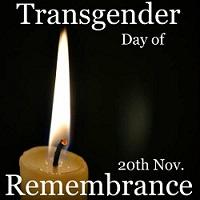 01. 20 de noviembre: Día de la Memoría Transgénero