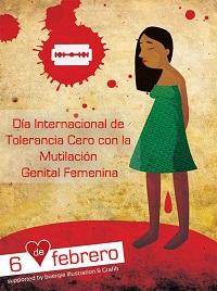 01. Día Internacional de Tolerancia CERO con la Mutilación Genital Femenina