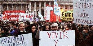 Disidencia Sexual en México, Bogotá y Buenos Aires. Movimientos sociales y políticas de reconocimiento (1)