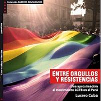 """07. El Programa Democracia y Transformación Global (PDTG) presenta el libro """"Entre orgullos y resistencias: una aproximación al movimiento LGTB en el Perú"""""""