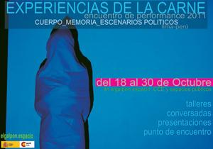 """30. Perú: Colectivo Ángel Demonio presenta performance sobre la homofobia """"Soñando en Banca"""""""