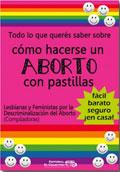 Todo lo que querés saber sobre cómo hacerse un aborto con pastillas