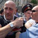 13. Rusia: Se celebró primera Marcha autorizada del Orgullo LGTB de la historia, en medio de protestas