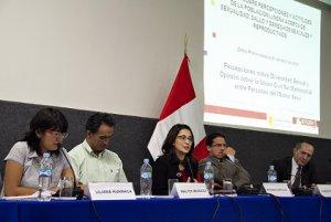 02. Perú: IESSDEH Presenta Estudio sobre Percepciones acerca de la Unión Civil No Matrimonial y Diversidad Sexual