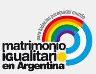 07. Argentina: ley de matrimonio homosexual para turistas
