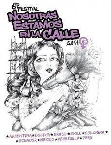 """05. Perú: Ciudadaniasx participó en la Feria informativa del festival """"Nosotras estamos en la calle"""" por el Día Internacional de la Mujer"""
