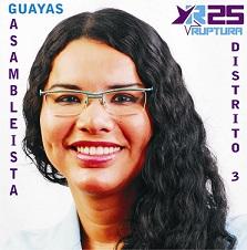 07. Ecuador: Diane Rodríguez, candidata transexual participó en elecciones