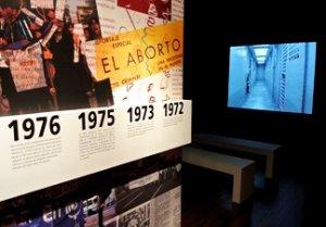 """14. México: """"Nuestro cuerpos, nuestras vidas"""" exposición sobre las mujeres que abortan"""