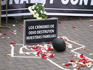 00. Perú: Comunidad LGBT realiza un velatorio por crímenes de odio