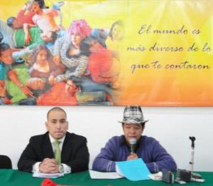 15. Bolivia: Presentan proyecto para encaminar el matrimonio entre personas del mismo sexo