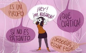 00. América Latina: Acoso callejero, una lucha contra la tradición