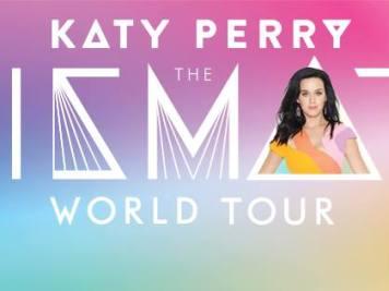 Bogotá al concierto de Katy Perry