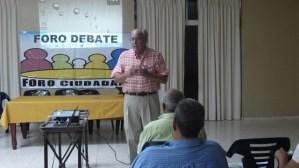 Organizaciones de la Sociedad Civil llaman a que se convoque el foro eléctrico.
