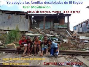Yo apoyo a las familias desalojadas de El Seybo