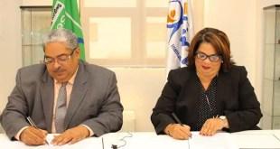 El acuerdo fue firmado por el director ejecutivo del Seguro Nacional de Salud  (SeNaSa), Chanel Rosa Chupany, y la directora general de INAIPI, Alexandra Santelises, en  un acto realizado en la sede central de la ARS Estatal.