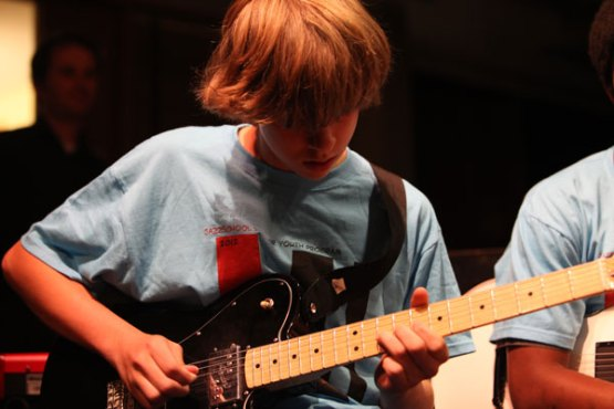 2012 Jazzschool Summer Youth Program Concert