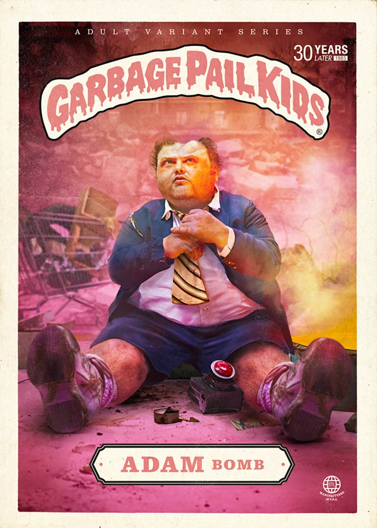 Garbage Pail Kids 5