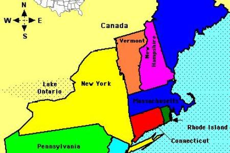 cultural regions of the united states map